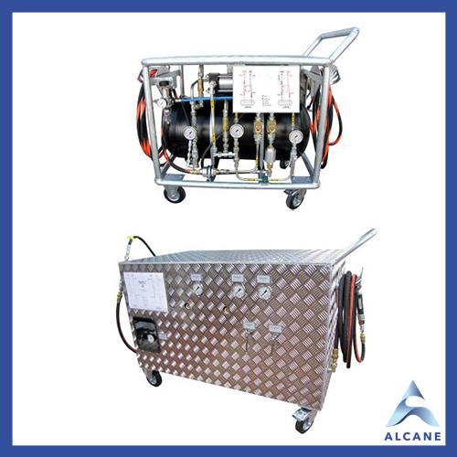 alcane bouteille de gaz fuel gpl Mobile Autogas Evacuation unit Unité mobile d'évacuation des gaz de réservoir carburation auto