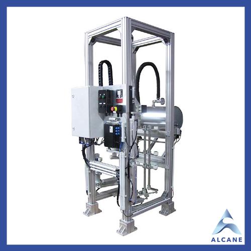 alcane bouteille de gaz fuel gpl Automatic shrink machine Machine pour manchon rétractable automatique