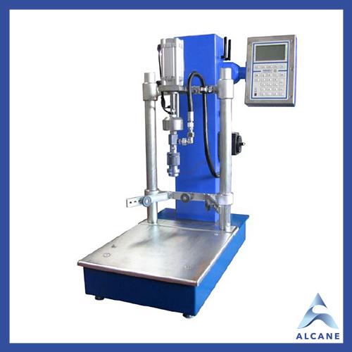 alcane bouteille de gaz fuel gpl Electronic filling machine Balance de remplissage électronique