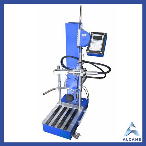 alcane bouteille de gaz fuel gpl Filing machine type WAER carousel use Balance de remplissage électronique pour carrousel