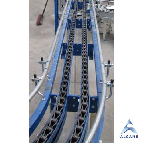alcane bouteille de gaz fuel gpl 5. Running Chain conveyor System Système de transport à la chaine