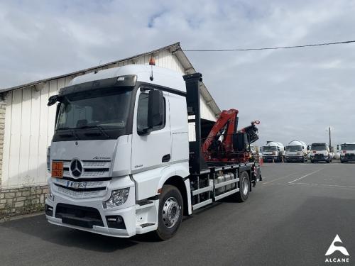 Alcane conception et fabrication de carrosserie pour véhicule transport de matières dangereuses tmd respect règles adr