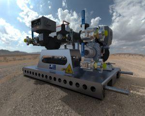 alcane constructeur gpl unité de transfert mobile transfer unit light weight afrique africa